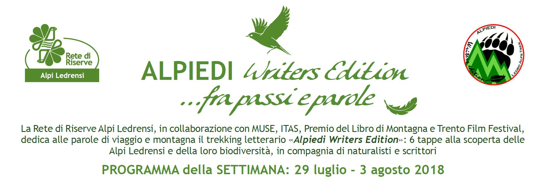 ALPIEDI - Writers Edition